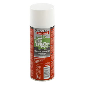 Pritsmevastane aerosool Lincspray Eco (veebaasil) 400ml, Lincoln Electric