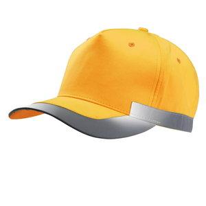 High-Visibility cap K-UP orange L