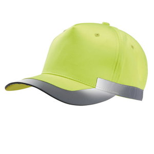High-Visibility cap K-UP yellow L