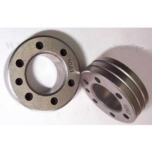 ведущие ролики  2 шт. (4 шт. kmpl) Al, 1,0-1,2 мм LF / Powertec, LINCOLN