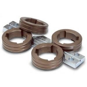 Veorullid 4tk, 1,6mm (1/16in), tavatraadile, Lincoln Electric