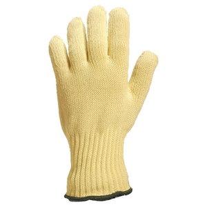 Cimdi, karstumnoturīgi 250°C, KEVLAR®, dzelteni 9, Delta Plus