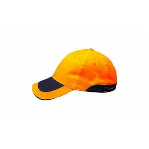 Augstas redzamības cepure, oranža, STD, Pesso