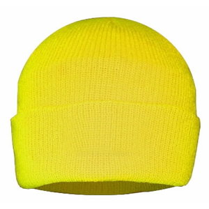 Augstas redzamības cepure ar Thinsulate oderi, dzeltena, Pesso