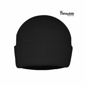 Hat Thinsulate lining, black, Pesso