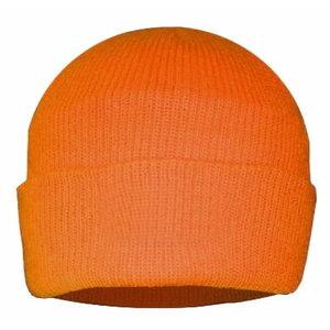 Kepurė,  didelio matomumo, Thinsulate pamušalas, oranžinė