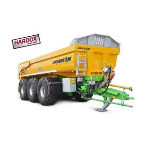 Dump trailer  Trans-KTP 27/65 TRM, Joskin