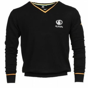 Men's v-neck pullover L, Kubota