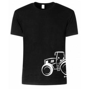 T-paita, musta, unisex, Kubota