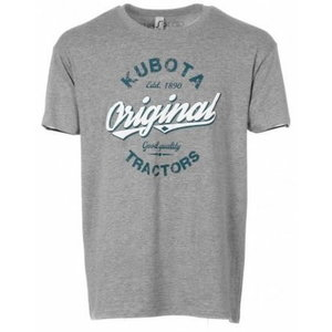 Marškinėliai su užrašu 2XL, Kubota