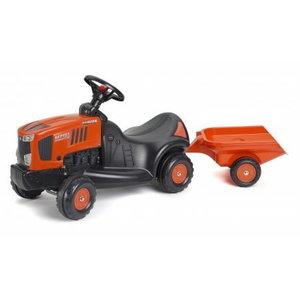 Vaikiškas, minamas traktoriukas  M7151 su priekaba, Kubota