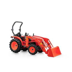 Traktor Kubota L1-382 - HST koos esilaaduriga LA525