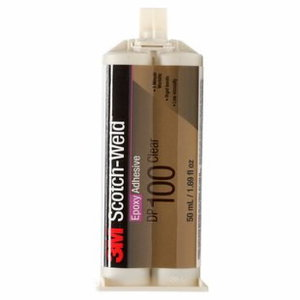 Struktuurliim Scotch-Weld DP-100 50ml, 3M