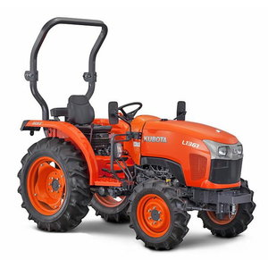 Traktorius Kubota L1361 - HST