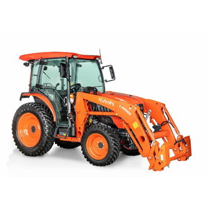 Kompaktiškas traktorius KUBOTA L2-552 HST PLUS