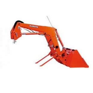 Front loader  LA1854, Kubota