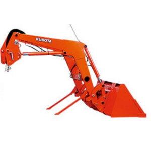 Front loader LA424EC for tractor B2650/B2231/B2261, Kubota