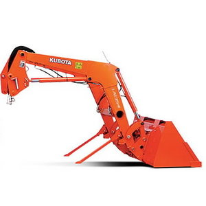 Front loader LA454 for ST series, Kubota
