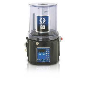 Central lubrication system for JCB loadall, Graco Distribution BVBA