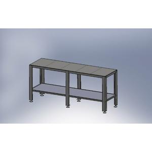 laud alus akudele KxLxS 800x1800x600mm