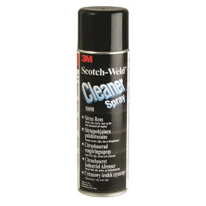 50098 3M Scotch-Weld Cleaner spray 500ml, 3M