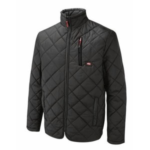 Nylon Quilted Jacket  436 black, M, Lee Cooper