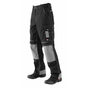 "Trousers  208 black/grey, 38""(2XL)32""R, Lee Cooper"