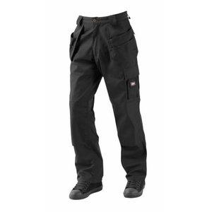 Kelnės su kišenėmis dėklais Lee Cooper 216 tamsiai  pilka 32