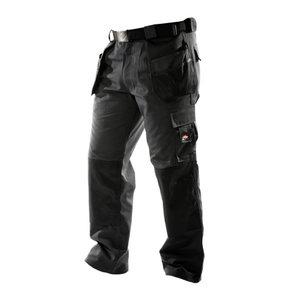 """Kelnės su kišenėmis dėklais  216 tamsiai  pilka 30 30""""(S)32""""R, Lee Cooper"""