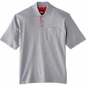 Polo krekls  011 pelēks, 2XL, Lee Cooper