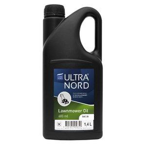 Murutraktoriõli/muruniidukiõli 4T LAWNMOVER OIL SAE 30 1,4L, UltraNord