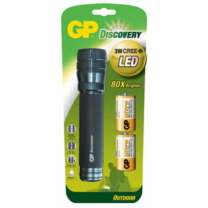 Kabatas baterija GP LOE404, Gp