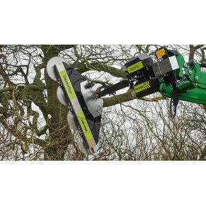 Reach mower quadsaw LRS 1602, GREENTEC