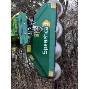 Quadsaw for Scorpion boom mower LRS 2401, Spearhead