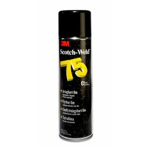 Adhesives  Scotch-Weld LS75 aerosol 325g, 3M