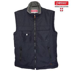 Vest LSPMN, tumesinine, Pesso