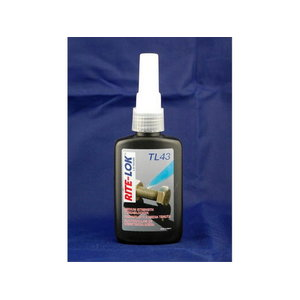 Scotch-Weld TL43 vītņu līme, 50 ml, noturīga pret eļļu, 3M