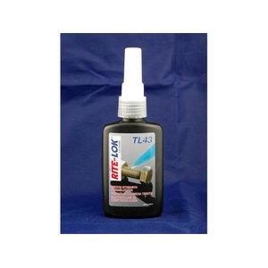 Scotch-Weld TL43 vītņu līme, 50 ml, noturīga pret eļļu