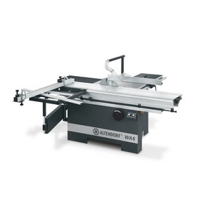 Sliding table saw WA6 2600 mm