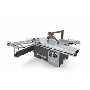 Sliding table saw WA8 T, Altendorf
