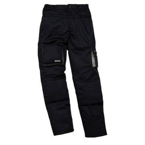Lining working trousers M2PAW Black/Grey 2XL, Delta Plus
