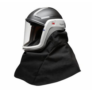 M406 helmet with respiratory protection and faceshield Versaflo, 3M