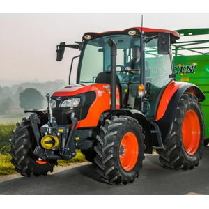 Traktorius  M4072, Kubota