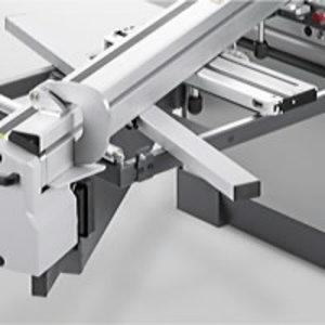 Nurgalõiketugi DUO Flex CNC 3,500 mm, Altendorf