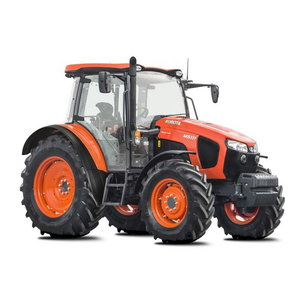 Tractor  M5111, Kubota