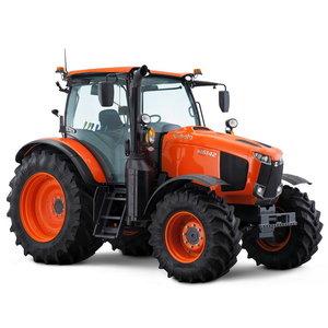 Traktorius  M6132 Powershift (132 + 19 AG), Kubota
