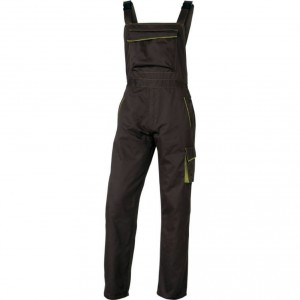 Working Dungarees polyester cotton M6SAL L, Delta Plus