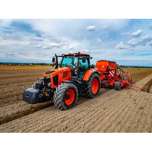 Traktorius  M7153 KVT (150+20 AG), Kubota