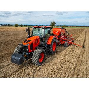 Tractor  M7173 KVT, Kubota