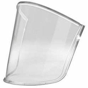 Visor, Polycarbonate, Uncoated, M-925 70071620887, 3M